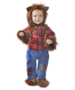 Wolfman Baby Costume