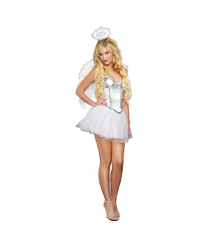 Womens Angel Costume