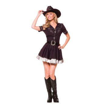 Womens Cowgirl Costume