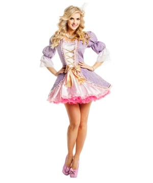 Womens French Beauty Costume