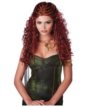 Womens Gilded Goddess Wig