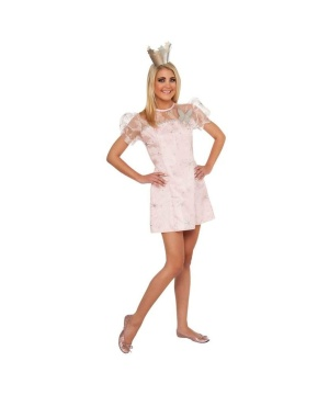Womens Glinda Witch Costume