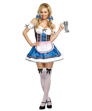 Womens Happy Beer Costume