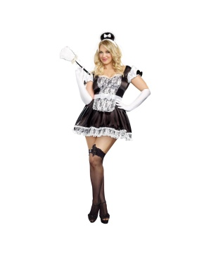 Womens Maid plus size Costume