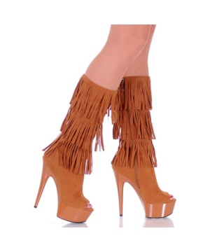 Womens Native American Indian Boots