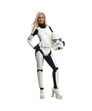 Womens Star Wars Stormtrooper Costume