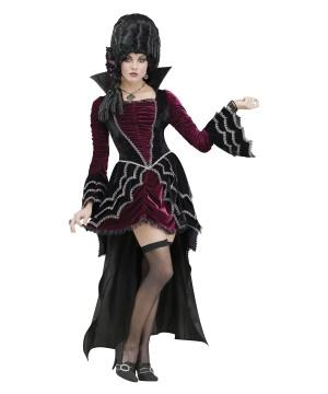 Womens Victorian Vampire Costume