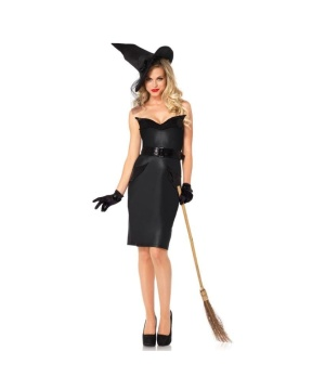 Womens Vintage Witch Costume