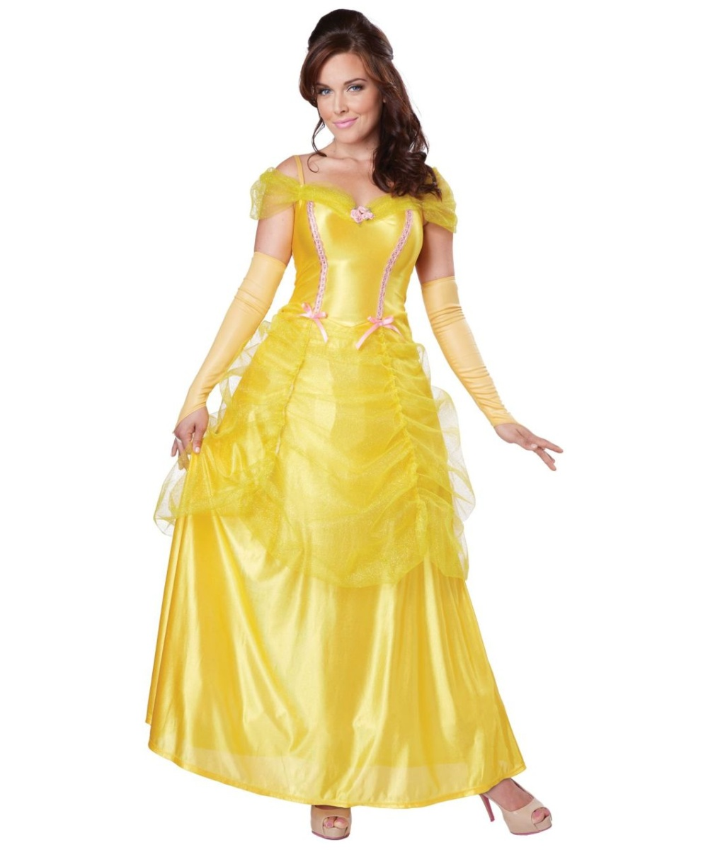 Belle Womens Costume