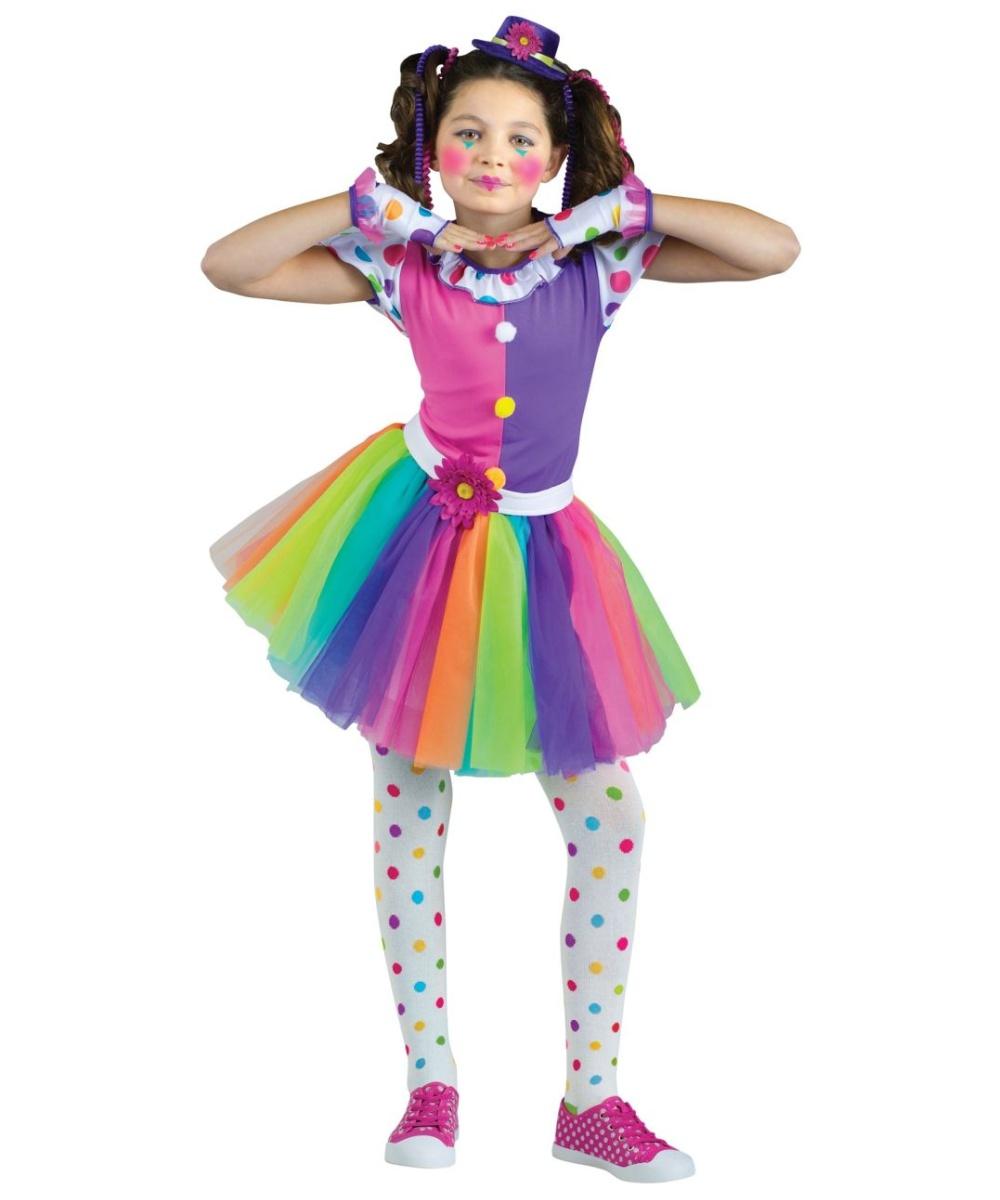 Как сделать костюм клоунессы своими руками 31