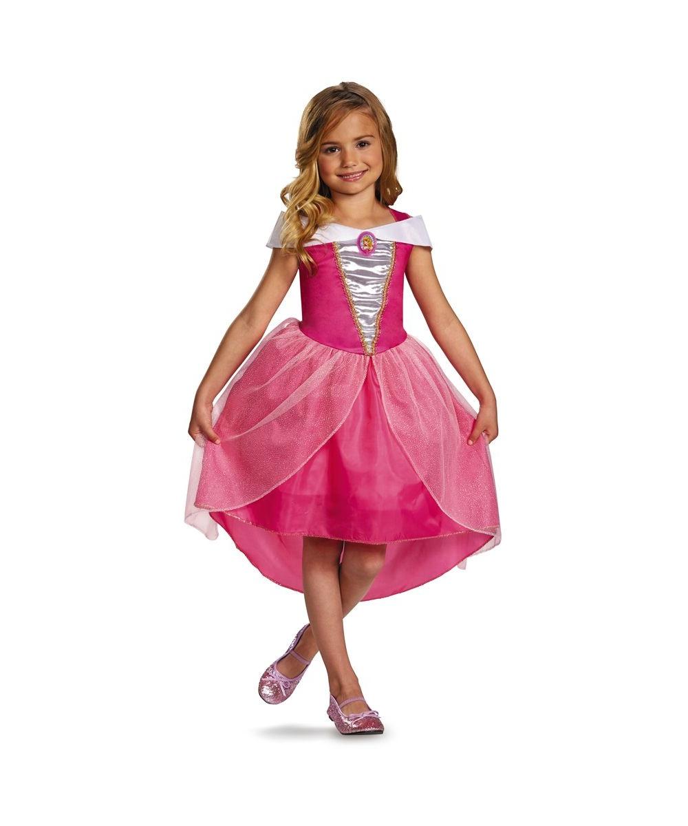 Disney princess aurora economy girl costume girls costume - Costume princesse disney adulte ...