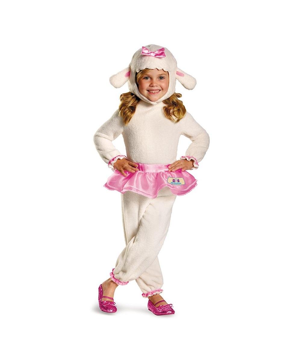 Doc Mcstuffins Lambie Baby Girls Costume