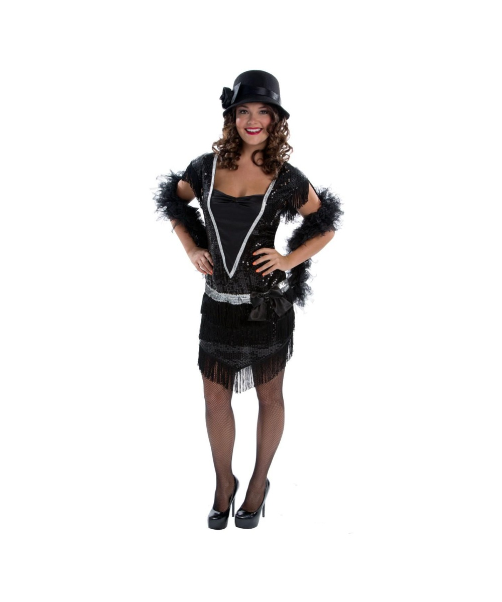 Flapper Costume for Womens