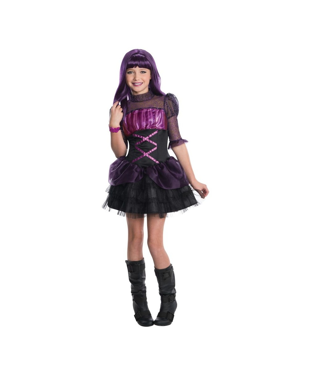monster high elissabat girl costume girls costume - Baby Monster Halloween Costumes