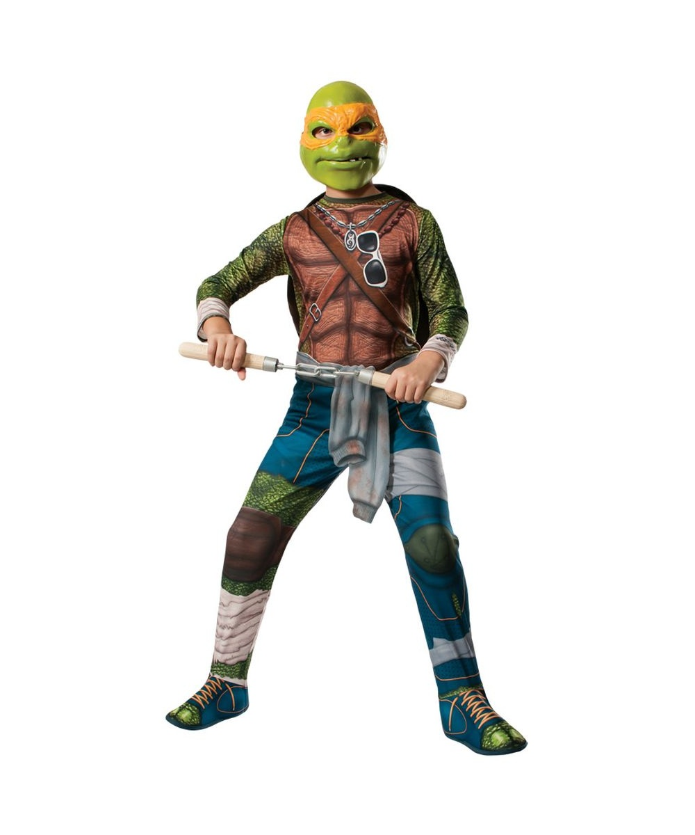 Ninja Turtles Michelangelo Mens Costume Men Costume  sc 1 st  Meningrey & Mens Ninja Turtle Costume - Meningrey