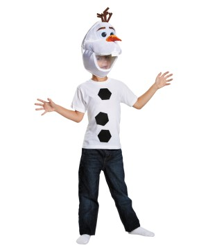 Frozen Olaf Boys Disney Costume Kit