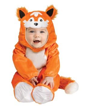 Baby Box Orange Fox Costume