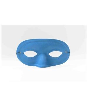 Blue Domino Male Mask