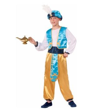 Boys Aladdin Arabian Costume
