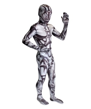 Boys Android Morphsuit Costume