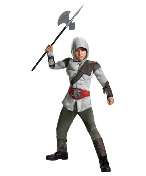 Boys Game Assassin Costume