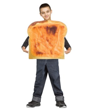 Boys Grilled Cheese Costume