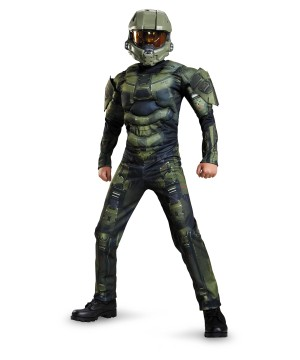 Boys Halo Master Chief Costume