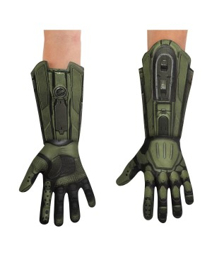Boys Halo Master Chief Gloves
