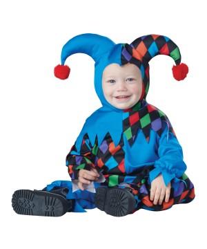 Boys Jester Baby Costume