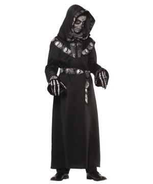 Master of Souls Boys Costume