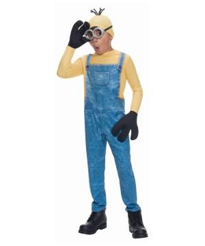 Boys Minion Kevin Costume