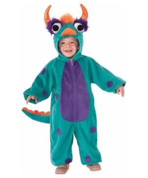 Green Closet Monster Cutie Toddler Boys Costume