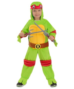 Ninja Turtles Raphael Boys Costume
