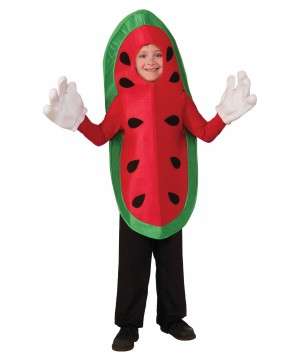 Boys Seedy Watermelon Costume