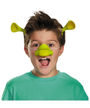 Boys Shrek Costume Kit