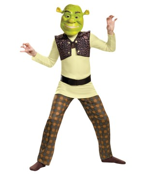 Boys Shrek Costume