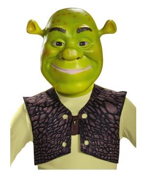 Boys Shrek Movie Mask