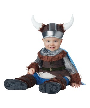 Boys Viking Baby Costume