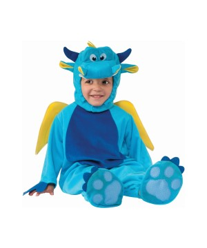Darling Dragon Baby Costume