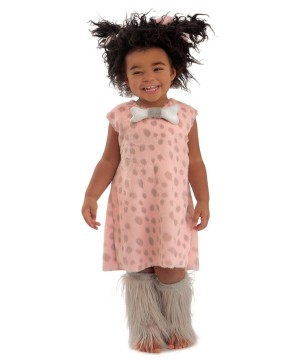 Girls Cave Baby Baby Costume
