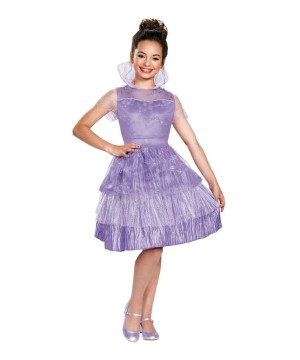 Girls Descendants Mal Coronation Costume