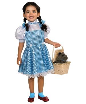 Girls Dorothy Sparkle Costume