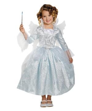 Girls Fairy Godmother Baby Costume