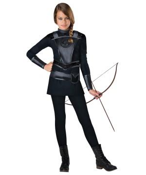 Girls Huntress Games Archer Costume