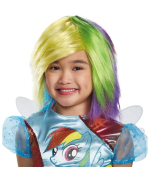 Girls Pony Wig