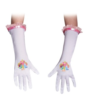 Girls Princess Disney Gloves