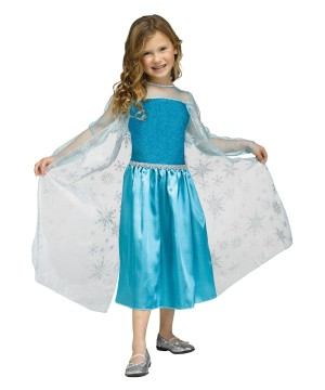 Girls Queen Baby Costume