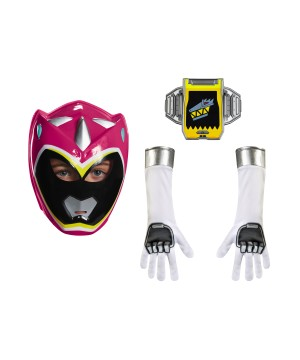 Girls Ranger Dino Charge Kit