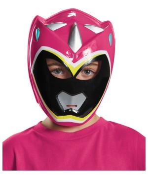 Girls Ranger Dino Charge Vacuform Mask