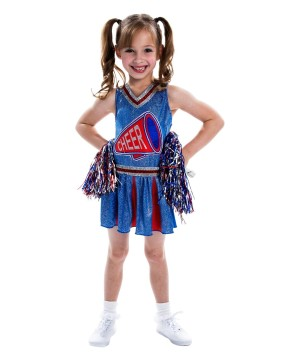 Girls Stand Cheer Costume